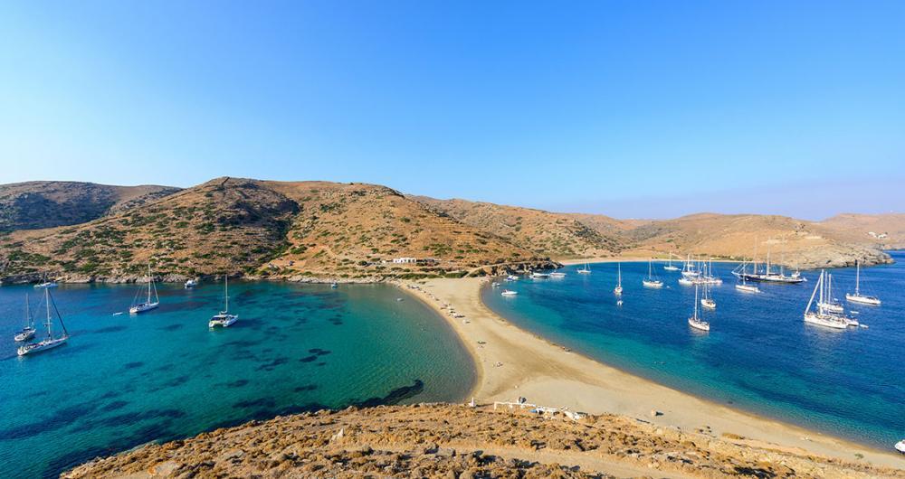 Kolona beach (Kythnos)