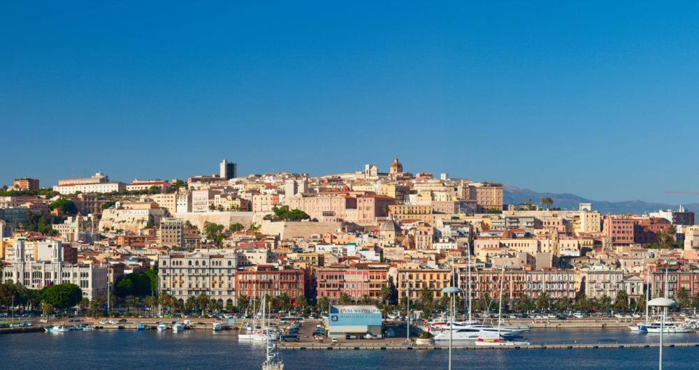 Marina en Cagliari