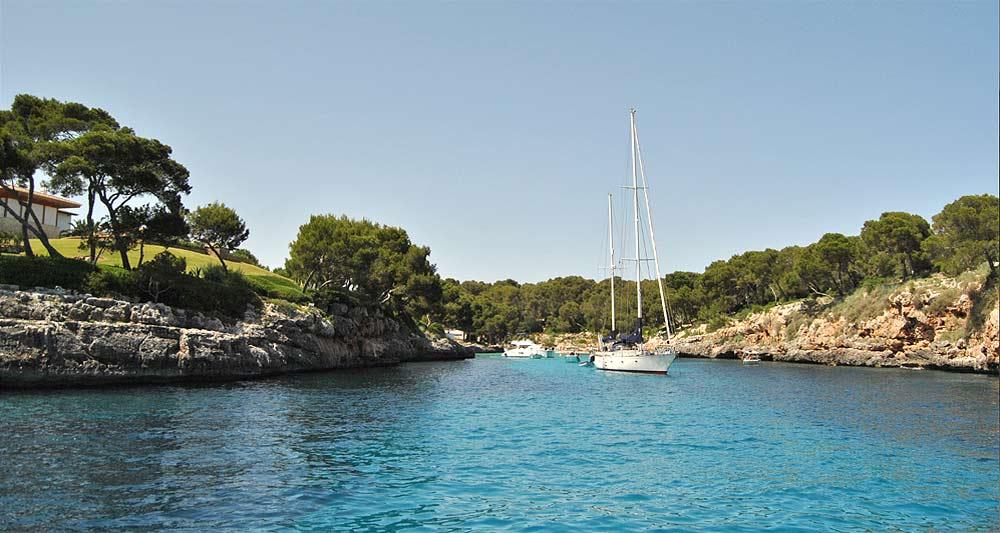 Baleares, destino de alquiler de barcos