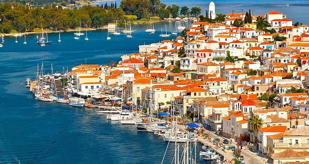 Poros ( Grecia )